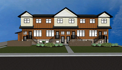 Townhome-style-multiplex-downtown-3